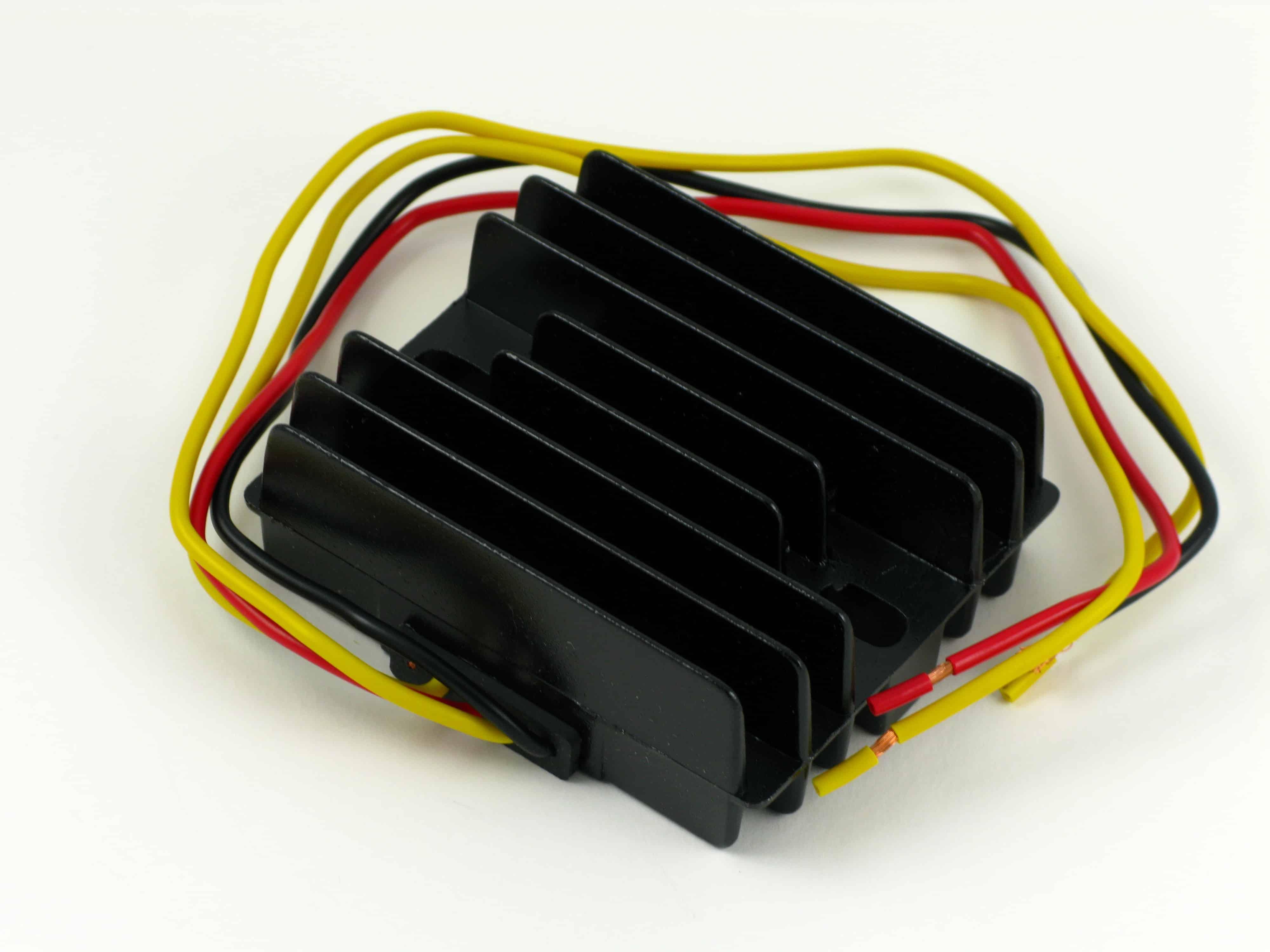 Wiring Solid State Single Phase Regulators