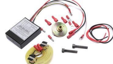boyer mkiv ignition system for 12v triumph/bsa twin cylinder – kit00052