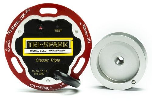 New Tri-spark Ignition for Triumph and BSA 3 cylinders