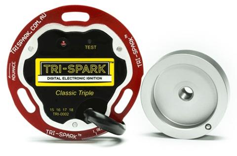 Trispark for 3 Cylinder